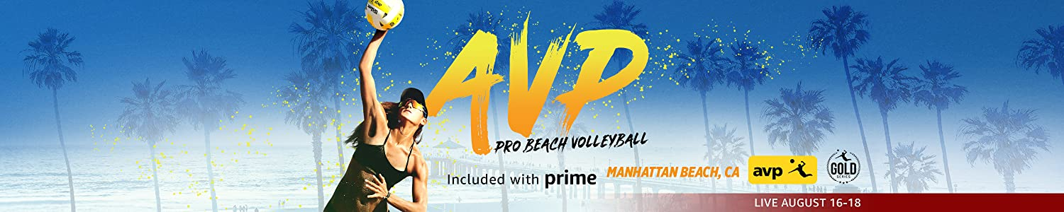 Watch AVP Pro Beach Volleyball on Prime Video