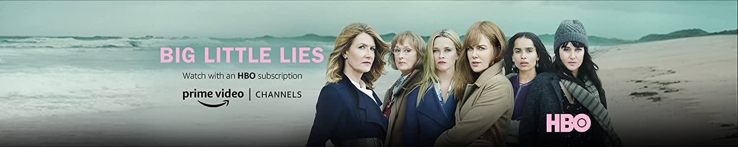 Watch Big Little Lies on HBO with Prime Video Channels