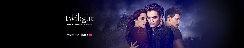 Watch the Twilight movies for free on IMDb TV