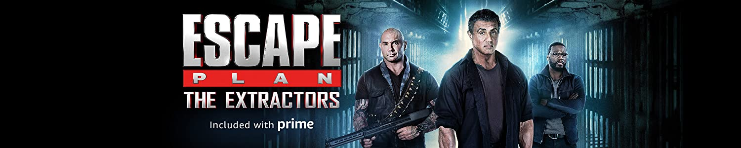 Watch Escape Plan on Prime Video