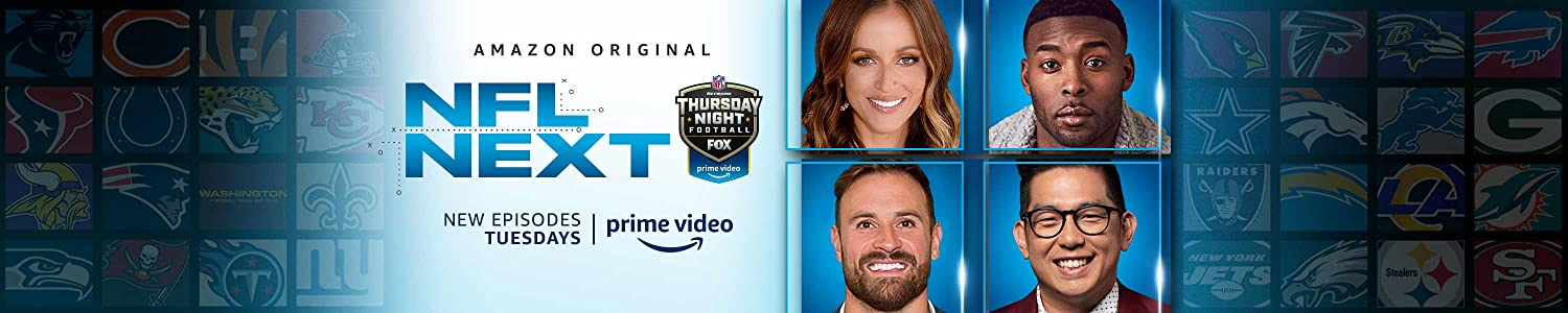 Watch NFL Next on Prime Video