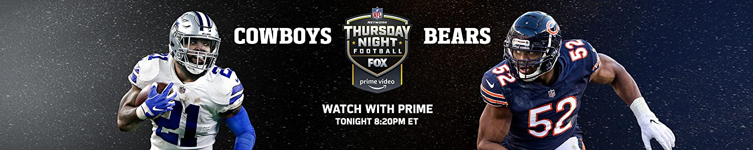 Watch Thursday Night Football on Prime Video