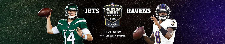 Watch Thursday Night Football on Prime Video