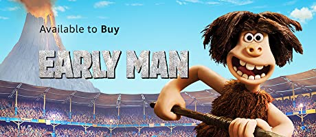 Early Man available to buy