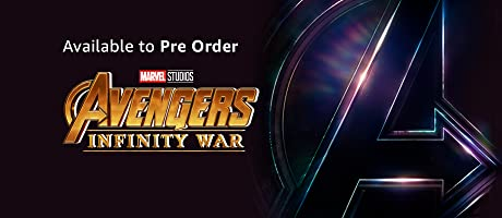 Avengers Infinity War available to pre-order