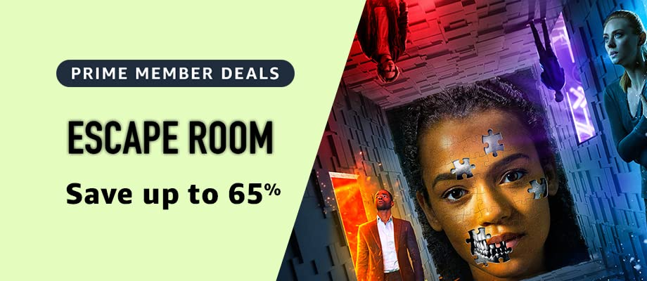 Escape Room on sale for Prime Day