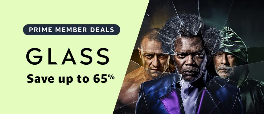 Glass on sale for Prime Day
