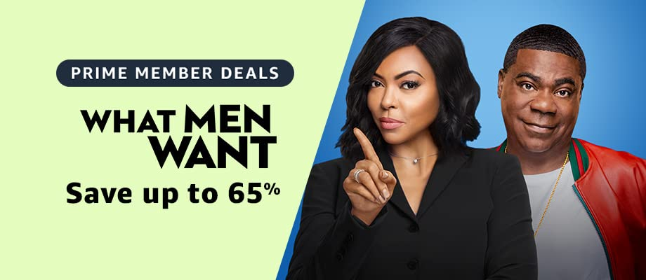 What Men Want on sale for Prime Day