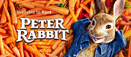 Peter Rabbit available to rent