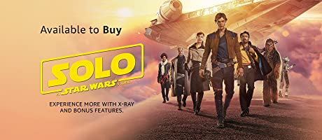 Solo: A Star Wars Story available to buy