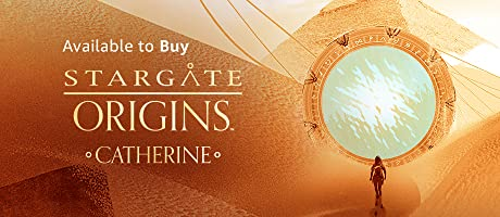 Stargate Origins: Catherine available to buy