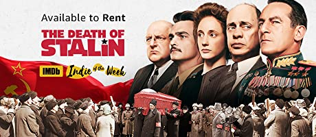 The Death of Stalin available to rent
