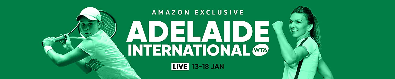 Watch live tennis from the 2020 Adelaide International in Adelaide, Australia (13 Jan – 18 Jan 2020) and catch up on the best moments.