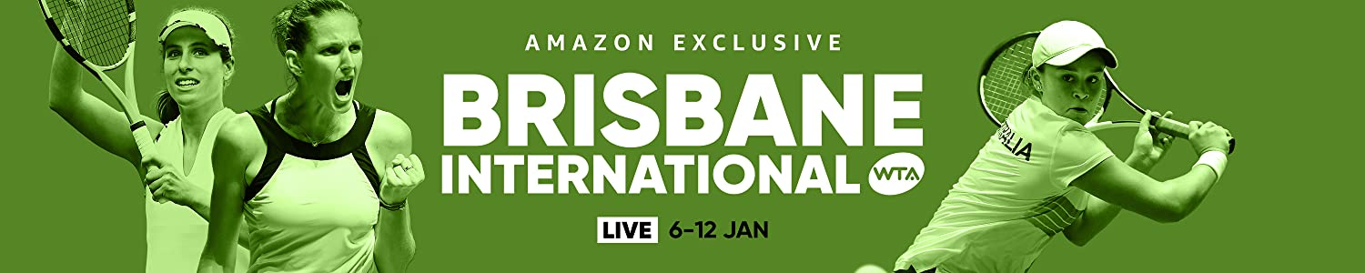 Watch live tennis from the 2020 Brisbane International in Brisbane, Australia (06 Jan – 12 Jan 2020) and catch up on the best moments.