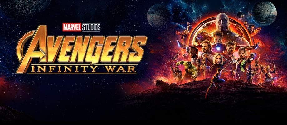 Buy Avengers: Infinity War UHD