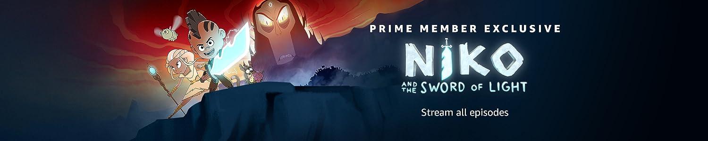 Niko and the Sword of Light - Season 1 - The Cursed Volcano