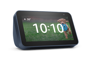 44% savings on an Echo Show 5 smart display with video calling