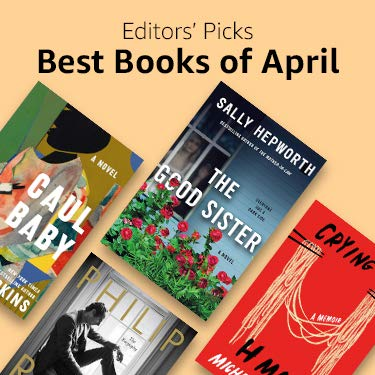 Editors' picks: Best books of April