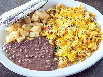 Migas Breakfast Plate