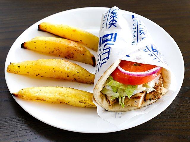 Little Greek Fresh Grill - Richardson Delivery In Richardson