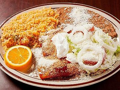 Enchiladas a la Mexicana (3)