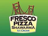 Fresco Pizza Shawarma