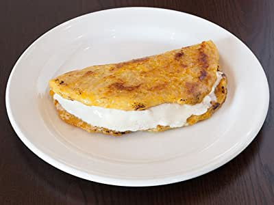 Cachapa with Cheese