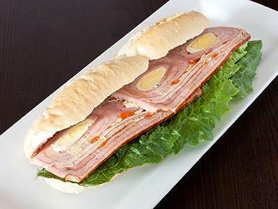 Matambre Sandwich