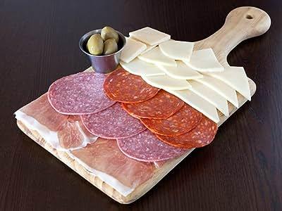Cheese & Charcuterie Tabla