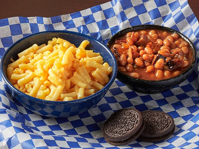 Image result for wilbur beans famous dave's