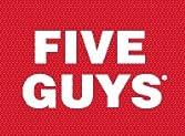 Five Guys - 1540 S. Dixie Highway