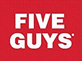 Five Guys - Katy Freeway, Houston