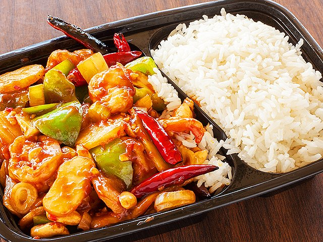 Asia Kitchen delivery in Torrance