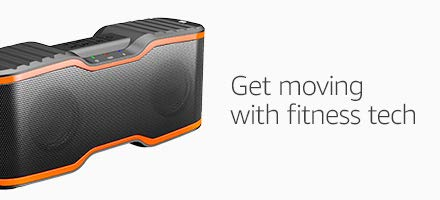 Get moving with fitness tech