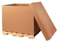 Do not use pallet-sized boxes (also known as