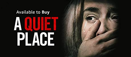 A Quiet Place available to buy