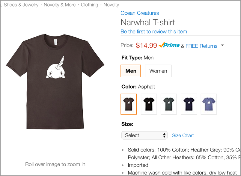 Merch by amazon for How to start t shirt printing business