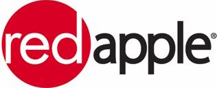 redapple logo