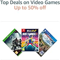 Top Deals on Video Games - Up to 50% Off