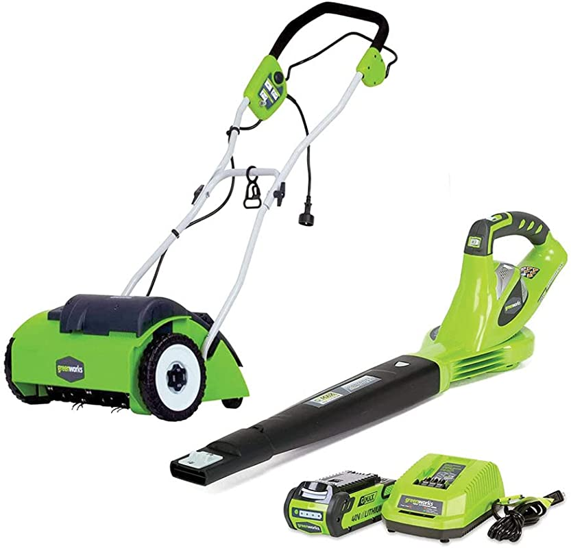 Up to 30% off Greenworks Outdoor Power Tools