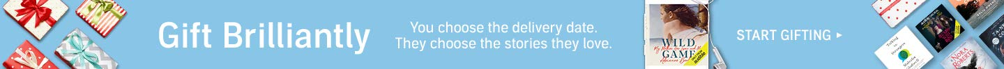 Gift Brilliantly. You choose the delivery date. They choose the stories they love. Start Gifting.