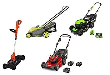 Save up to 40% on Mowers