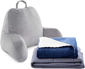 Linenspa Weighted Blankets & Reading Pillows  are on sale for limited time only. Valid while supplies last and when...