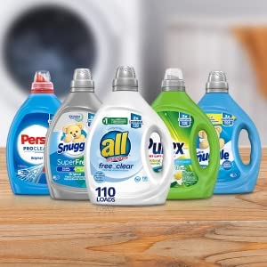 Never run out of your favorite laundry products