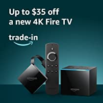 Get up to $35 off a new 4K Fire TV Device