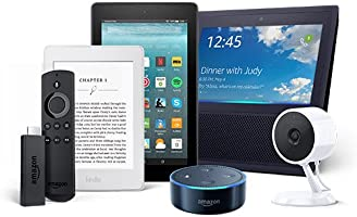 Save up to 50% on Amazon Devices