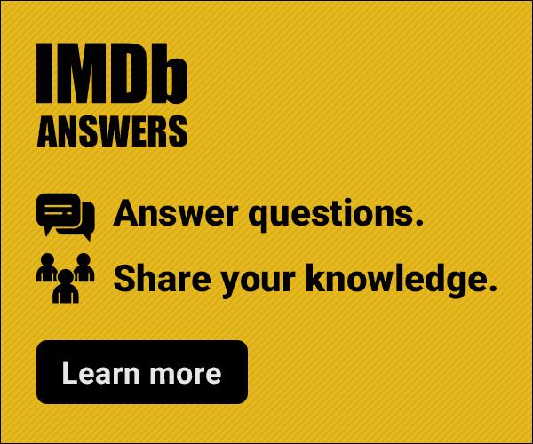 IMDb Answers