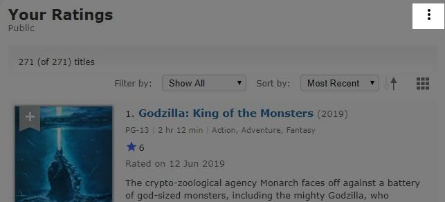 IMDb | Help