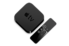 Amazon.com: Apple TV (4ª generación), Negro), MR912LL/A