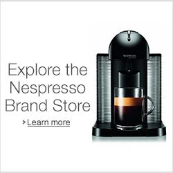 Explore the Nespresso Brand Store